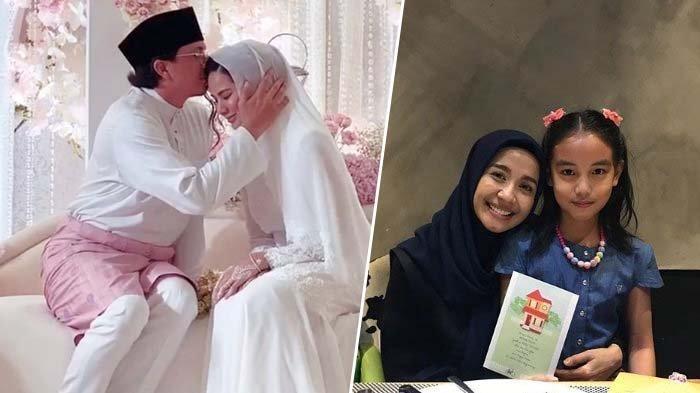 Mantan Suami Laudya Cynthia Bella Nikah Lagi, Ekspresi Anak Engku Emran di Pernikahan Tuai Sorotan