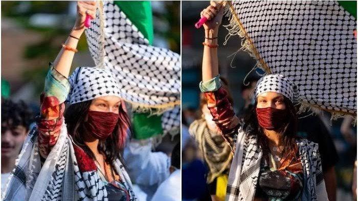 Sosok Bella Hadid, Supermodel yang Dukung Pembebasan Palestina, Ternyata Adik Ipar Zayn Malik