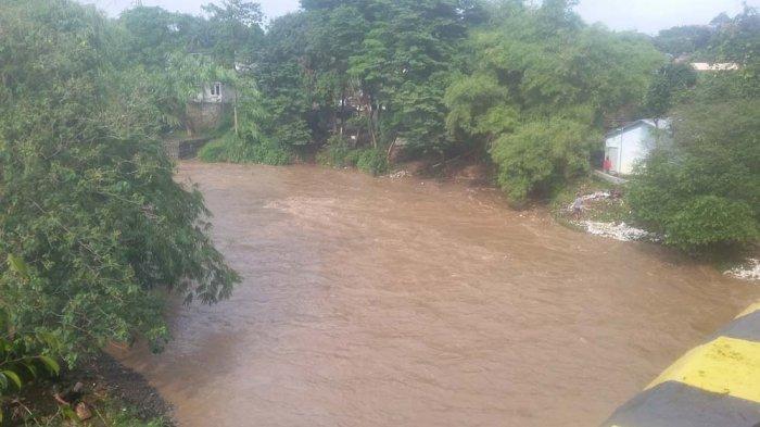 Kawasan Puncak Diguyur Hujan, Status Bendung Katulampa Siaga 4