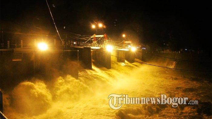 Bendung Katulampa Siaga 1, Warga di 13 Wilayah Kota Bogor Diimbau Selalu Waspada