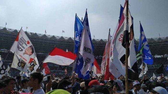 Kabar Bendera PBB Disita di Kampanye Akbar Prabowo-Sandi, Yusril Malah Ucapkan Terima Kasih