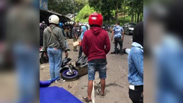 Beredar Video Kecelakaan yang Disebut-Sebut di Puncak Bogor, Ini Kata Polisi