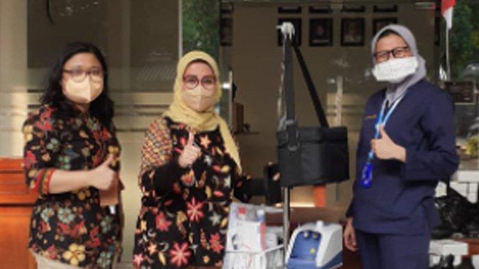 PT Mulyagiri Beri Bantuan Pada Dua RSUD di Bogor, Berharap Pandemi Covid-19 Segera Terlewati