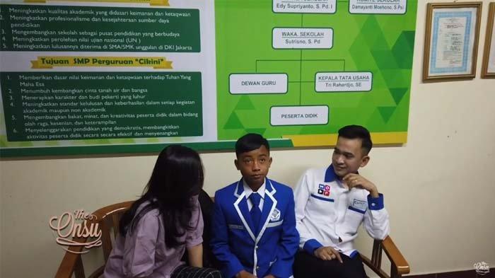 Sarwendah & Ruben Debat soal Buku Sekolah, Sang Tante Beri Pesan ke Guru Betrand: Jangan Diomelin Bu