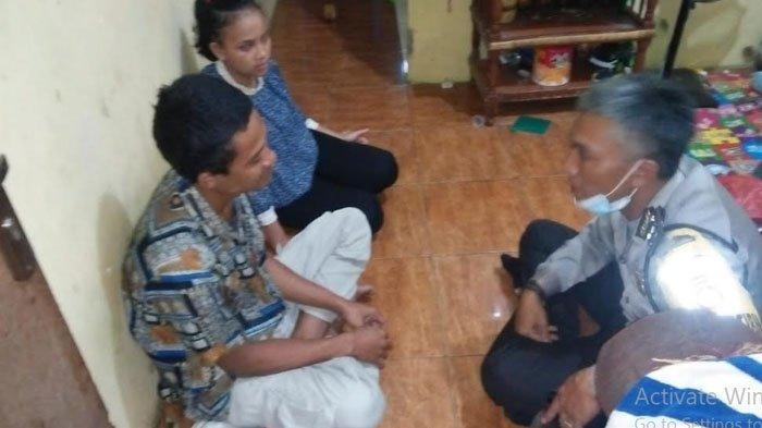 Pasangan Muda Cekcok di Rumah Kontrakan, Tetangga Tak Berani Melerai: Suami Keluar Bawa Alat
