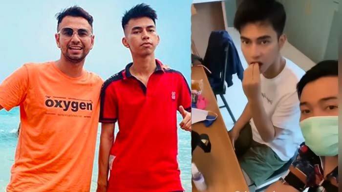 Bikin Raffi Ahmad Kesal, Dimas Ngeles saat Ditanya Telat Syuting, Merry Ikut Sewot : Alasan Mulu !
