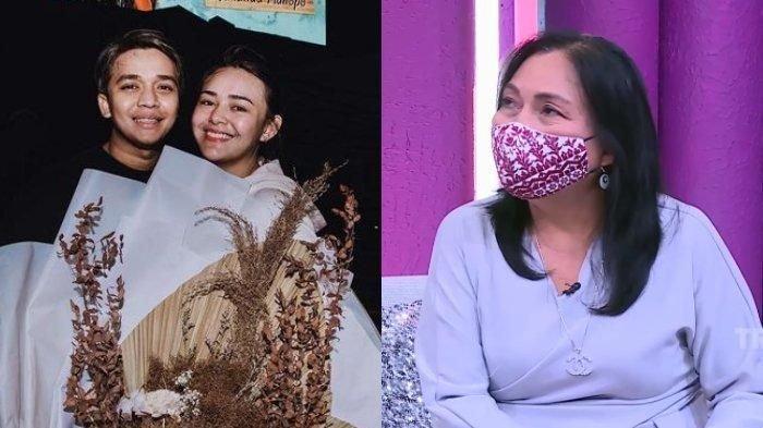 Billy Syahputra setia temani Amanda Manopo ke pemakaman Ibunda, sedih ucap janji ini ke almarhum