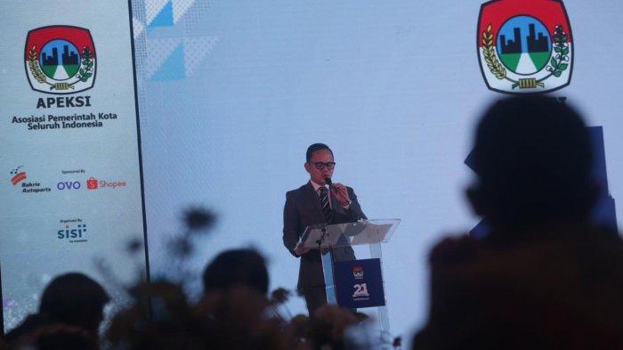 Presiden Jokowi Minta Apeksi Bantu Atasi Covid-19 dan Pulihkan Ekonomi Nasional