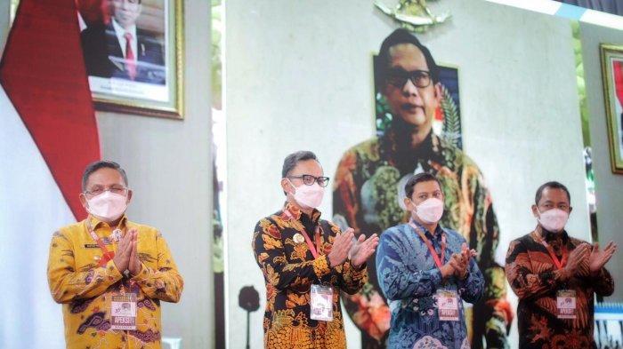 Wali Kota Bogor, Bima Arya Sugiarto terpilih sebagai Ketua APEKSI periode 2021-2024, Kamis (11/2/2021).