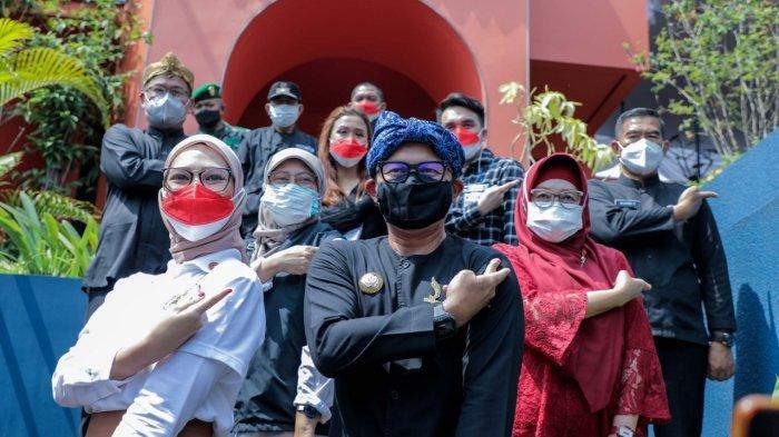 Apresiasi Vaksinasi Disabilitas Kota Bogor, Stafsus Jokowi : Jadi Contoh Kolaborasi Gotong Royong