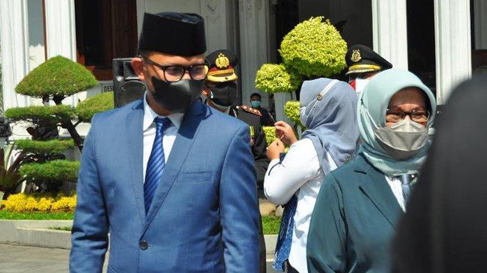 Lantik Sekda Baru Dari Kabupaten Bogor, Bima Arya Ingatkan Pesan Kebersamaan