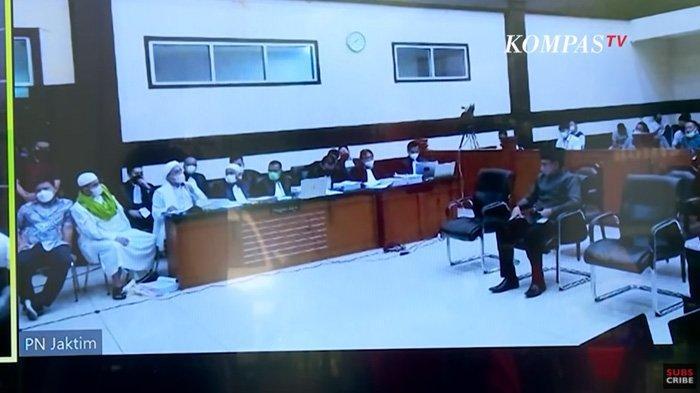 Sidang Lanjutan Hari Ini, Kuasa Hukum Rizieq Shihab Siap Gali Keterangan Saksi