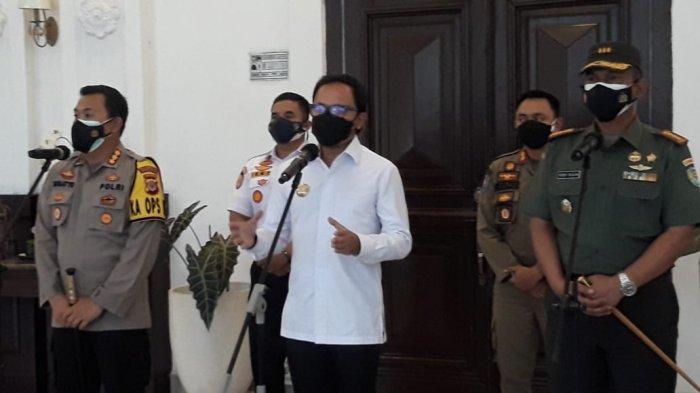 Dipanggil Presiden, Bima Arya Beberkan Update Penganan Covid-19 hingga Bansos di Kota Bogor