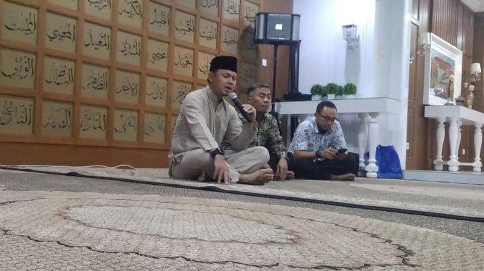 Bima Arya Ajak Warga Bogor Berdoa Untuk Kesembuhan Ani Yudhoyono