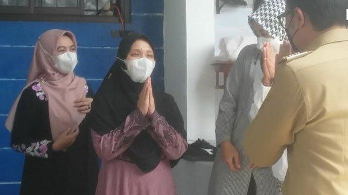 Datangi Keluarga Awak KRI Nanggala 402 di Bogor, Bima Arya : Tabahnya Sangat Luar Biasa