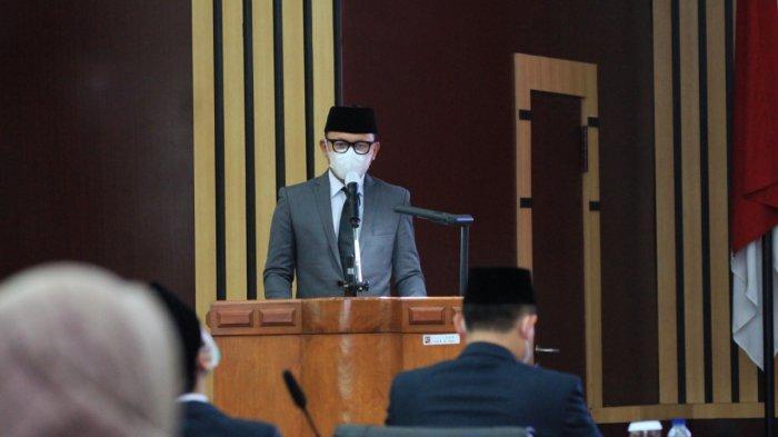 Bima Arya Sampaikan LKPJ 2020, Realisasi PAD Capai 117 Persen