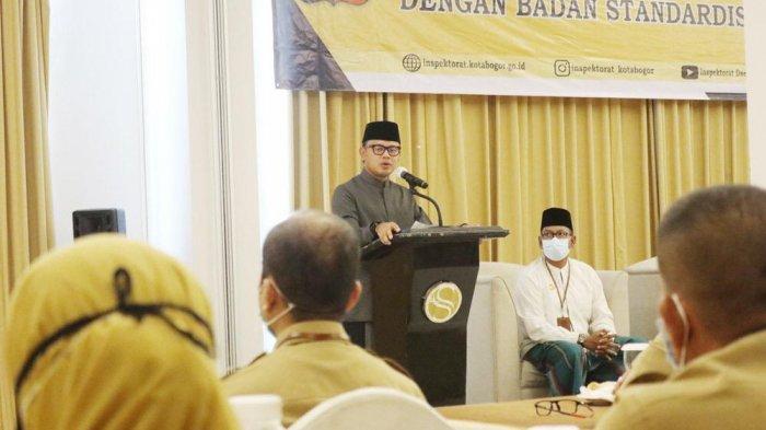Pemkot Bogor Terapkan Sistem Manajemen Anti Penyuapan