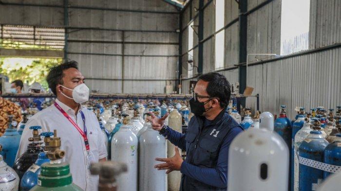 Pasokan Oksigen Kritis, Bima Arya Minta Pemerintah Pusat Bergerak Lebih Cepat