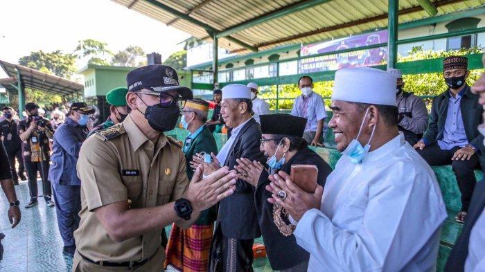 Wali Kota Bogor Bima Arya menyatakan tetap akan menyiagakan RS Lapangan untuk mengantisipasi lonjakan kasus Covid-19 pada momen Ramadhan dan Idul Fitri 2021.