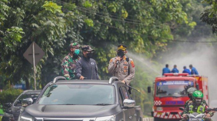 Darurat Covid, Bima Arya Minta Aparatur Wilayah Ingatkan Warga Lakukan Prokes