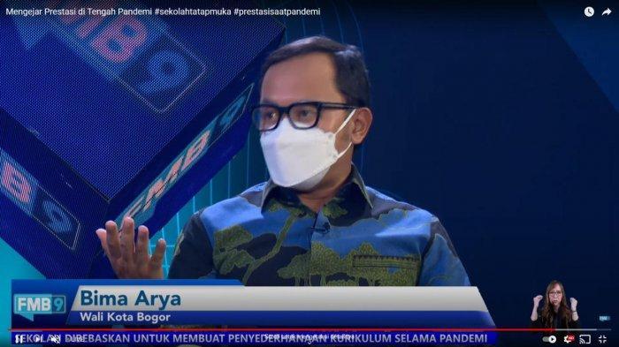 Kota Bogor Darurat Covid-19, Bima Arya Tegaskan PTM Belum Bisa Dilaksanakan