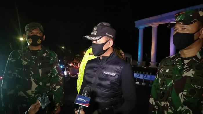 Begini Kondisi Kota Bogor saat Malam Pergantian Tahun di Tengah Pandemi Covid-19