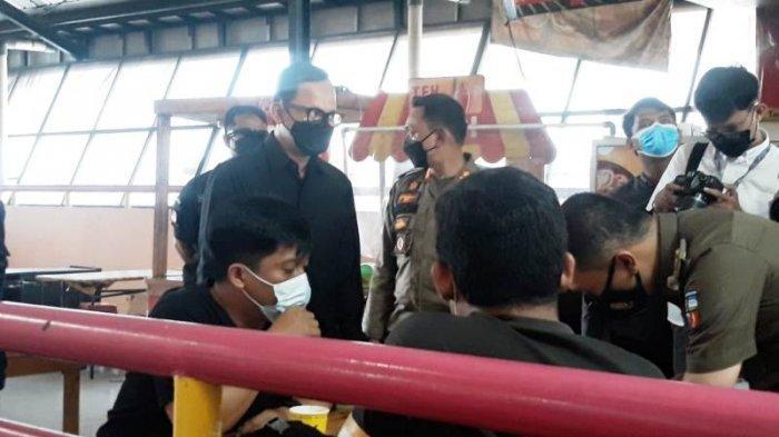 Keliling Mal Jambu Dua Bogor, Bima Arya Pergoki Dua Pemuda Merokok di Foodcourt