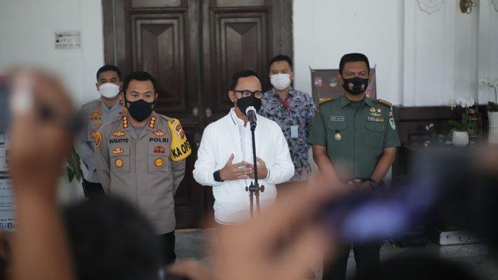 Pemkot Bogor Adakan Takbir Virtual Bersama Pengurus DKM Masjid di 6 Kecamatan