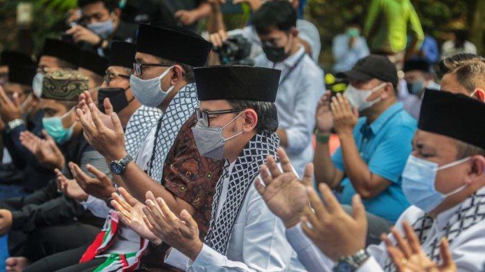 Gelar Doa Bersama, Kota Bogor Dukung Penghentian Agresi Israel dan Terwujudnya Kemerdekaan Palestina