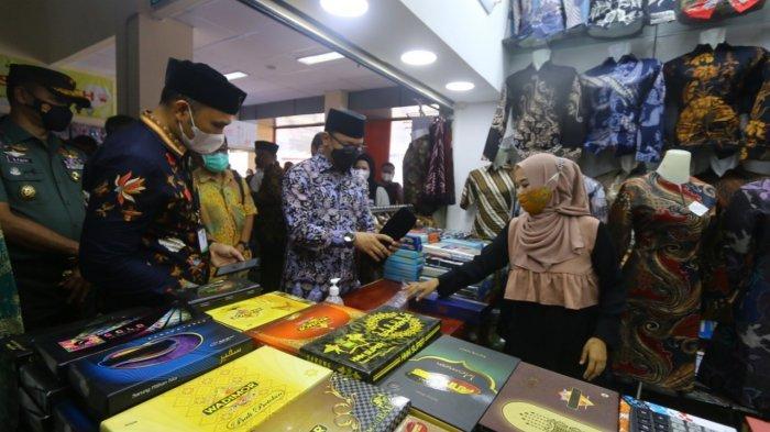Pasar Blok F Trade Center Kota Bogor Diluncurkan, Bima Arya : Harus Maslahat Bagi Semua Pihak