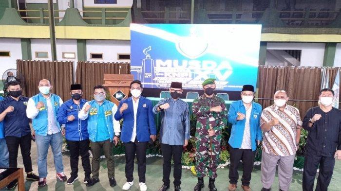 Wali Kota Bima Arya Buka Kegiatan Musda ke XV DPD KNPI Kota Bogor