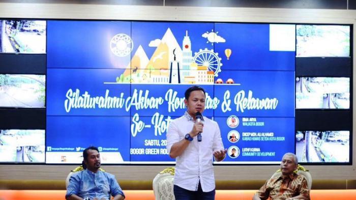 DAU Kota Bogor Ditahan Pemerintah Pusat, Bima Arya Lakukan Efisiensi Belanja Pegawai