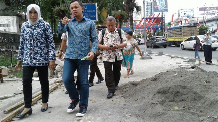 Pemkot Bogor Kebut Pengerjaan Betonisasi Jalan Siliwangi, Selesai di Bulan November