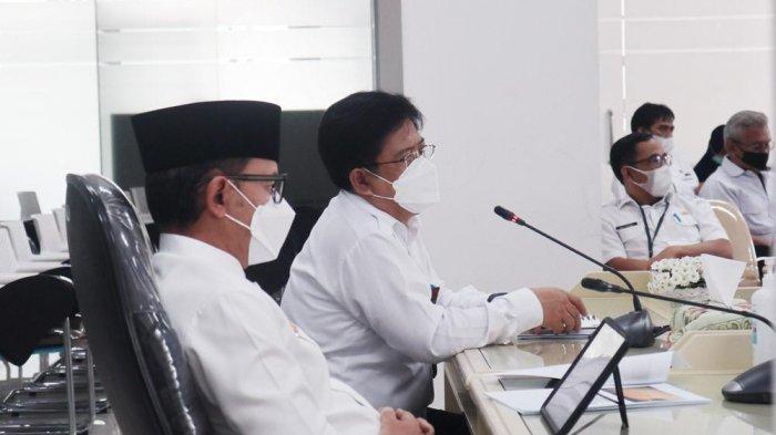 Masih Pandemi, Bima Arya Inginkan Komparasi Penurunan PAD Kota se-Jawa Barat
