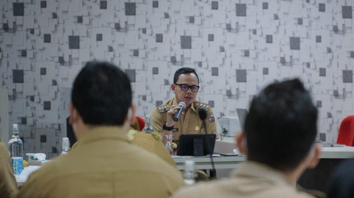Digitalisasi Aset, BKAD Kota Bogor Siap Naikan Nilai Monitoring Center for Prevention