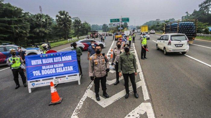 Berlakukan Lagi Ganjil Genap, Jumlah Kendaraan yang Masuk Kota Bogor Berkurang
