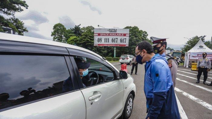 Dua Pekan Ganjil-Genap di Kota Bogor, Mobilitas Warga Berkurang Kasus Positif Covid-19 Menurun