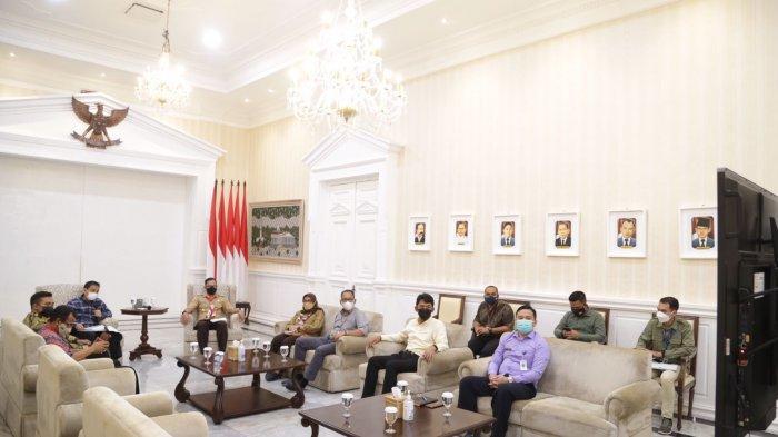 Bima Arya Minta Pejabat Daerah Pemkot Bogor Punya Akun Sosial Media untuk Merespon Aduan Warga.