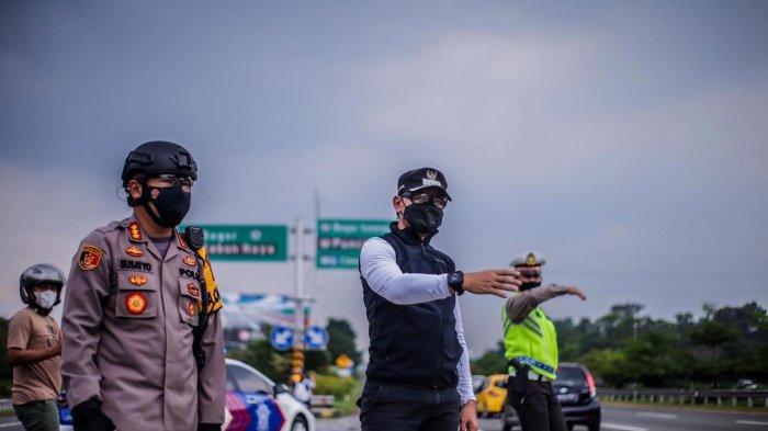 Antisipasi Kepadatan Kendaraan, Akses Tol Menuju Kota Bogor Direkayasa, 17 Kolam Renang Ditutup