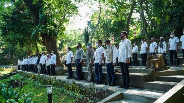 Wali Kota Bogor, Bima Arya meminta agar program pendampingan anak yatim piatu korban Covid-19 segera direalisasikan.