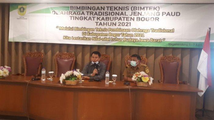 Cegah Kecanduan Gadget pada Anak, 40 Guru PAUD di Bogor Ikut Bimtek Dispora