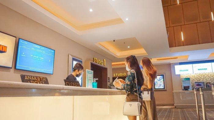 Bioskop Cinema XXI Cibinong City Mall Dibuka, Pengunjung Belum Sampai 50 Persen