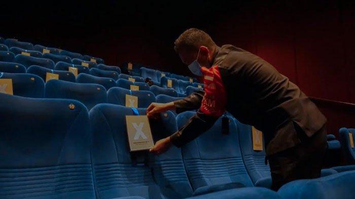 Sudah Boleh Beroperasi, Cinema XXI Cibinong City Mall Masih Sepi Peminat