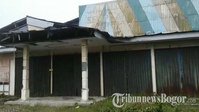 Sempat Tenar di Tahun 2000-an, Bioskop Semplak Theater Bogor Kini Terbengkalai