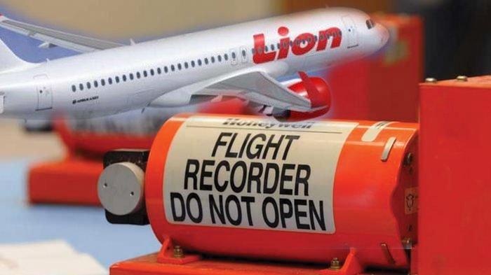 Black Box Cockpit Voice Recorder Lion Air JT 610 Ditemukan