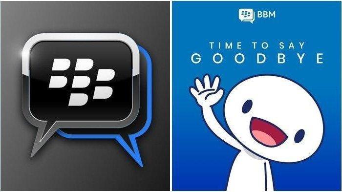 Alasan BlackBerry Messenger Berhenti Operasi di Akhir Mei 2019