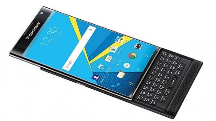 BlackBerry Turunkan Harga Jual Priv Setelah Gagal Mendongkrak Bisnis Smartphone