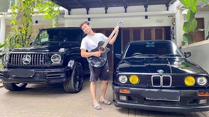 Hampir Dijual, BMW Raffi Ahmad Simpan Kenangan Sedih, Mertua Gigi Lakukan Ini Sebelum Meninggal