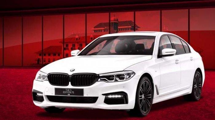 BMW Rilis 520i Edisi Indonesia Maju dalam Rangka HUT RI, Hanya 75 Unit