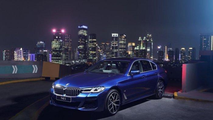 Ini Tampang BMW Seri 5, Tampilan Lebih Sporty dan Elegan